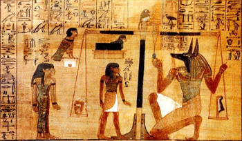 The Egyptian Book of the Dead: Summary, Spell 125 & Quotes - Video