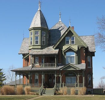 queen anne architecture: definition & history | study
