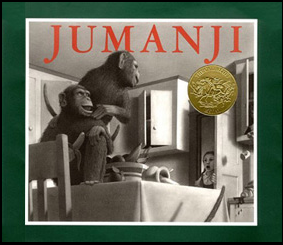 jumanji book cover