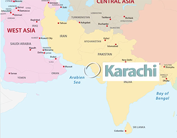 Map Of Asia Karachi.Mapping The Physical Human Characteristics Of South Asia Video