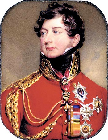 Portrait of the Prince Regent
