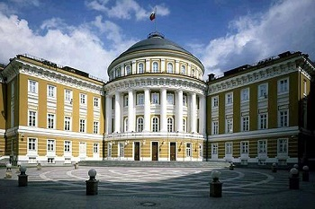 neoclassical architecture in russia study com