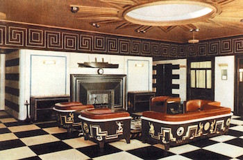 art deco interior design history study com