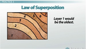 Law of Superposition Sample