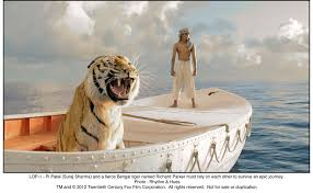Richard Parkers Pis Relationship In Life Of Pi Studycom
