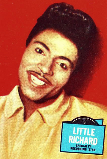 An image of Little Richard