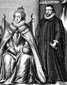 Elizabeth and Walsingham
