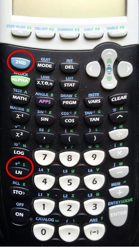 Finding logarithms & antilogarithms with a scientific calculator.