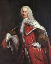 Lord Derby, Father in Law of John Burgoyne