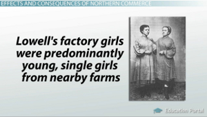 Lowell Factory Girls