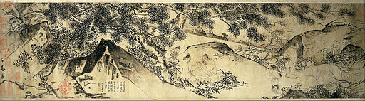 Ancient Chinese Scroll Painting | Study com