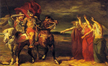 the witches in macbeth philosophy essay You will have no issues with writing an analytical essay on macbeth after  the  witches noted his ambition was his weakness thus making it.