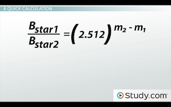 brightness equation