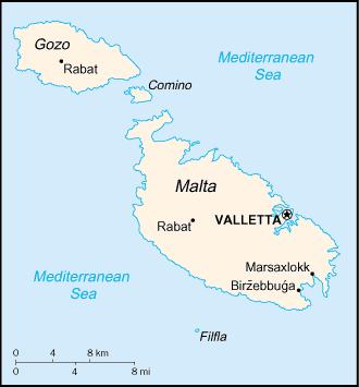 Malta Island History Facts Location Studycom