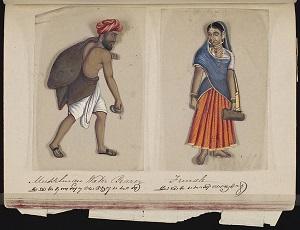 indian caste system definition