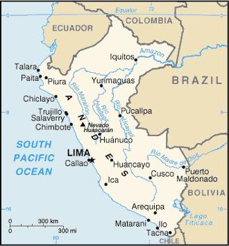History Of Peru Lesson For Kids Studycom - Where is peru