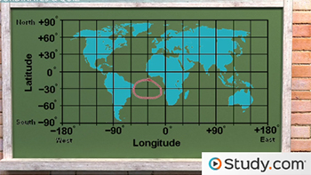 Geographic coordinates latitude longitude elevation video coordinate example gumiabroncs Image collections