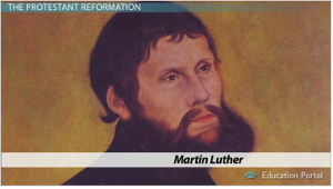 Martin Luther Closeup