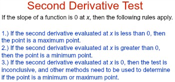 Solving Min-Max Problems Using Derivatives - Video & Lesson