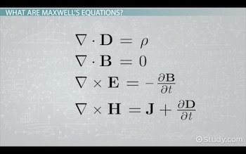 four maxwell equations