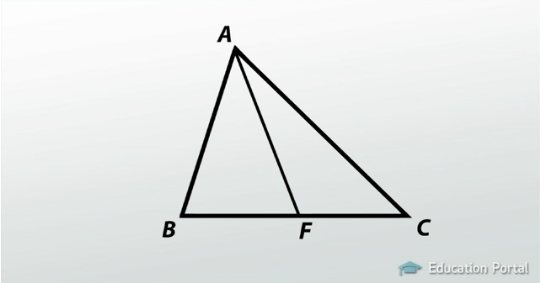 Median Altitude and Angle Bisectors of a Triangle Video – Special Segments in Triangles Worksheet