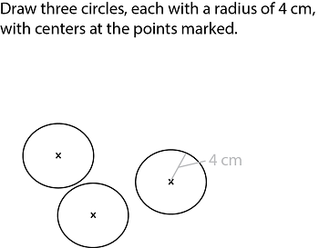 How To Construct A Circle With A Compass Video Lesson
