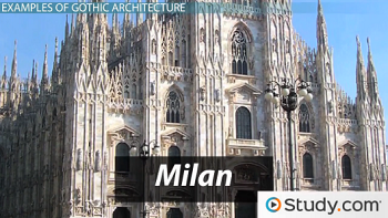 Gothic Architecture Style Characteristics History Video