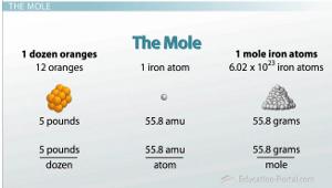 Mole Iron Example