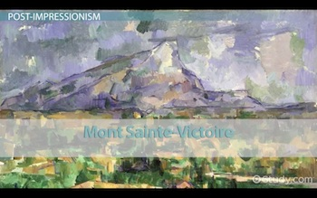 Comparing Post-Impressionism & Impressionism - Video