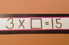 Image result for multiplication missing factor