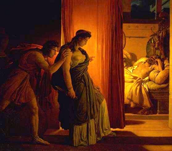 oresteia essay questions Implications of gender roles in oresteia  and schemas throughout the play oresteia there is no question that woman where treated differently and expected to act.
