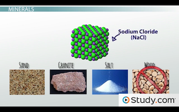 Rocks and minerals definitions and differences video lesson rocks ccuart Choice Image