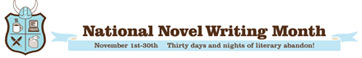 Bring Out Your Inner Novelist With NaNoWriMo 2009