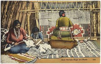 Navajo Weaving Tools Amp Techniques Study Com