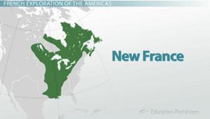 New France New Netherlands New Sweden North American - Sweden france map