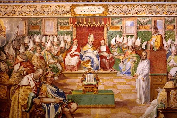 Никейский вселенский собор