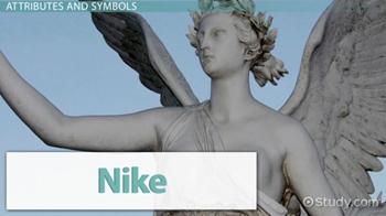 Productos lácteos Espacioso Fragante  Nike, Greek Goddess: Facts and Myth - Video & Lesson Transcript | Study.com
