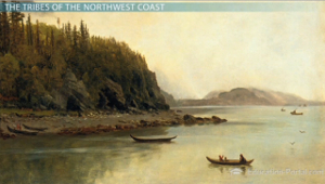 Northwest Indian Tribe Boats
