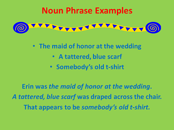 What Are Noun Phrases? (with Examples)
