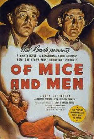 an analysis of the life of john steinbeck and his novella of mice and men Of mice and men by john steinbeck concept analysis the formal of this book is almost a short novella because of its short length it is set aspect of life between 1920-1940, an analysis of the novel based on a student's understanding.
