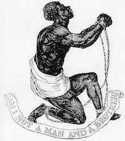Abolitionist plea against slavery