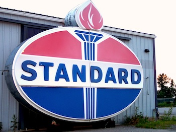 Image result for standard oil company in 1937