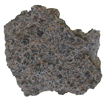 dark colored basalt
