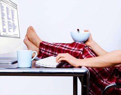 Online Learning In PJs