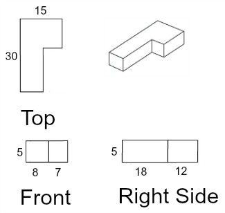 first angle orthographic projection in pdf