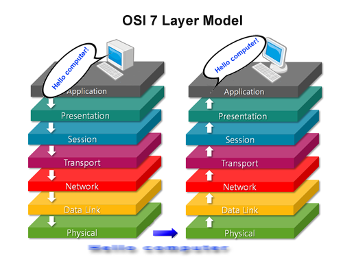 Network layer of the osi model functions design security study diagram of osi 7 layer model ccuart Gallery