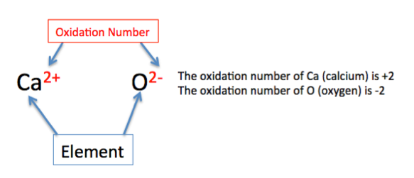 Oxidation Number Definition Rules Examples Video Lesson – Oxidation Numbers Worksheet
