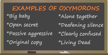Bildergebnis für oxymoron