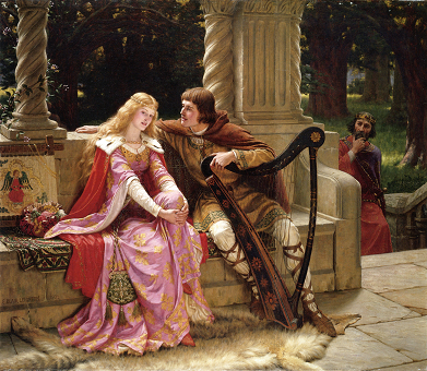 Courtly love definition