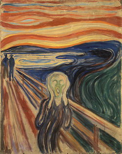 An analysis of the expressionism as a form of art